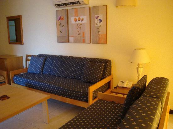 Vina del Mar Apartments: salon 2D