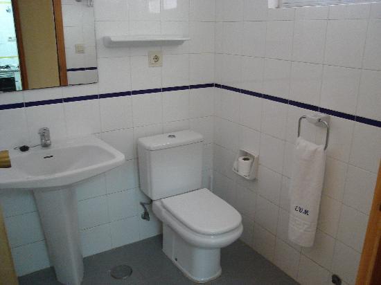 Vina del Mar Apartments: Baño 1D