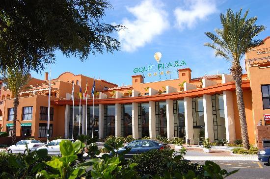 Aparthotel Cordial Golf Plaza: Hotel