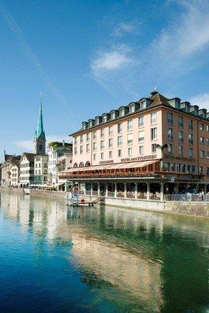 Storchen Zurich: Hotel Storchen