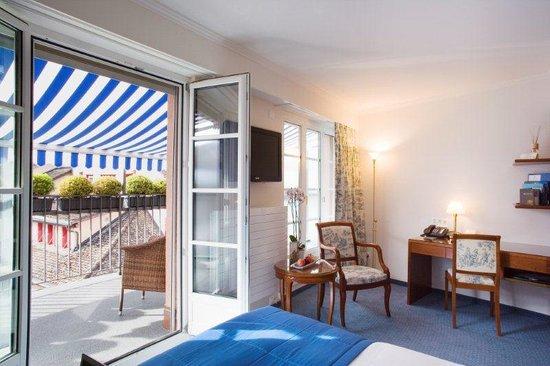 Storchen Zurich: Einzelzimmer