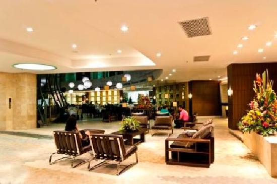 Hotel Spiwak Chipichape Cali: Ambientes exclusivos