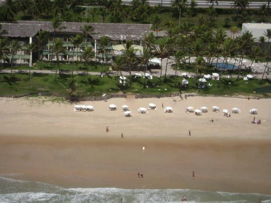 eSuites Vila do Mar: vista desde aladelta