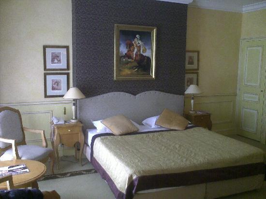 Hotel Lotti Paris: Camera Superior vista Rue Castiglione