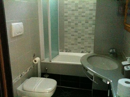 Hotel Leonardo: bagno