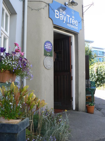 The Bay Tree : View of the front entrance
