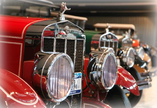 Northeast Classic Car Museum: Franklin Row