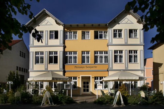 Seebad Heringsdorf Germany  city photos gallery : Pension Seeperle Seebad Heringsdorf, Germany Usedom Island 2016 ...