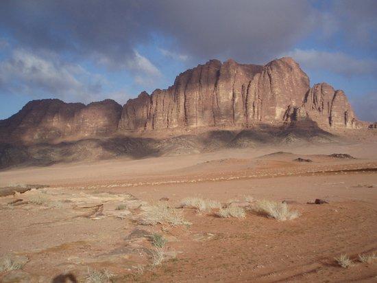 Petra/Wadi Musa, Jordania: wadi rum