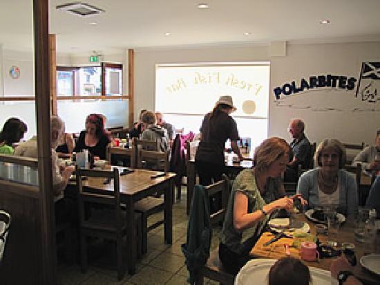 Polarbites: restaurant