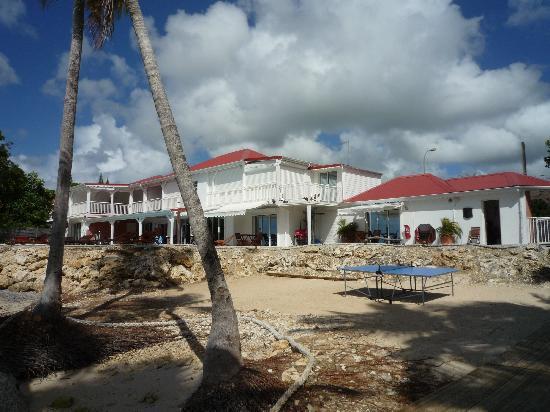 Coco Beach Resort : vue de la résidence