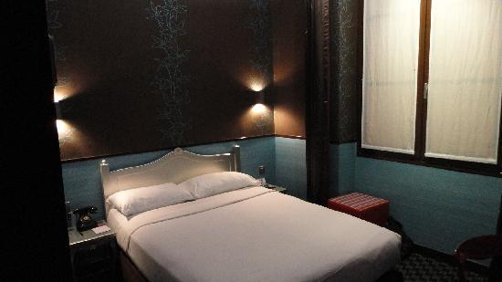 Hotel Design Sorbonne: Room