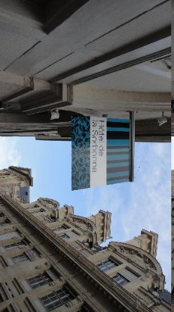 Hotel Design Sorbonne: Hotel
