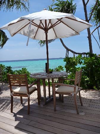 Robinson Club Maldives: Main restaurant