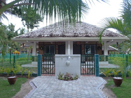 Paradise Island Park & Beach Resort: duplex house good for family rental