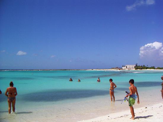 Holiday Inn Resort Aruba - Beach Resort & Casino : Baby beach