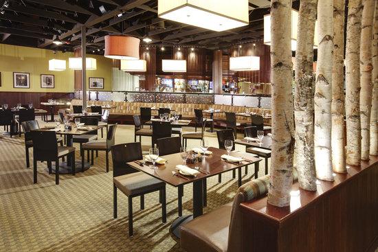 The Lodge Cordova Restaurant Dining Area