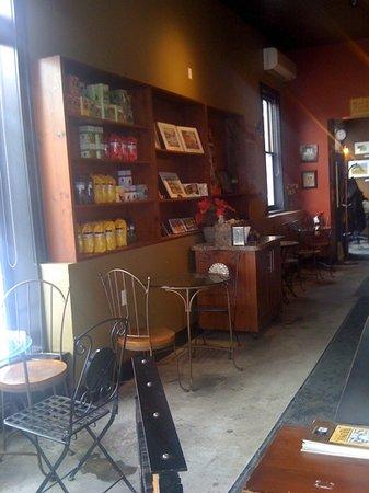 Wired Monk Coffee Bistro- Halifax: wired monk- Halifax