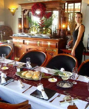 African Peninsula Restaurant: Fine Dining