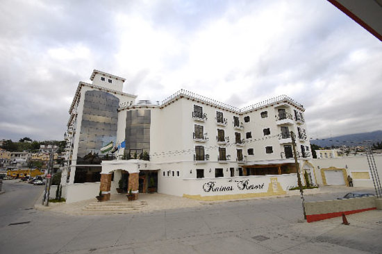 Huehuetenango, Guatemala: Hotel