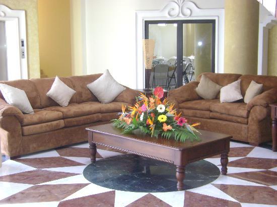 Huehuetenango, Γουατεμάλα: Sala Lobby