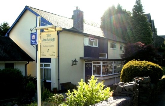 The anchorage Guest House Ambleside
