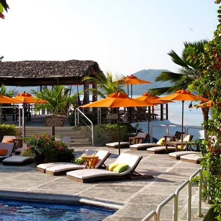 Aura del Mar Hotel: pool terrace