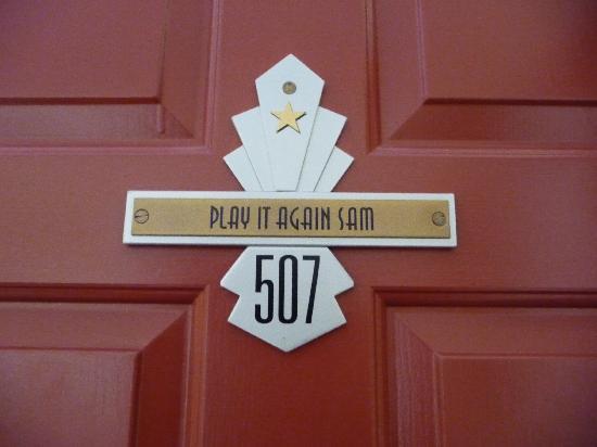 Hotel Bijou: la porta