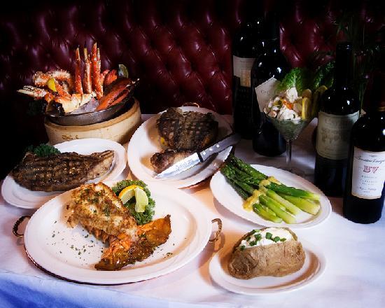 04 picture of charley 39 s steak house orlando tripadvisor for Fresh fish market orlando