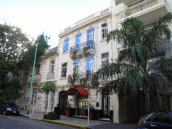 Duque Hotel Boutique & Spa : Exterior of the hotel