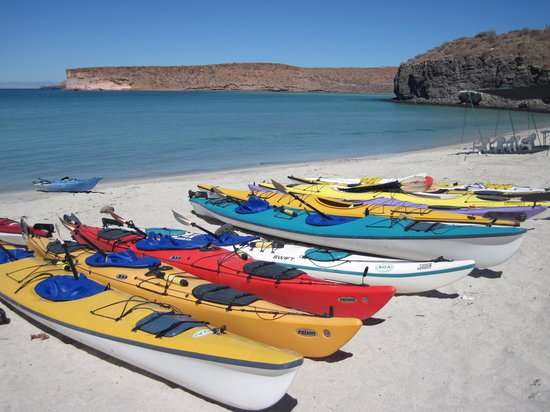 Baja Outdoor Activities (BOA): Kayaks