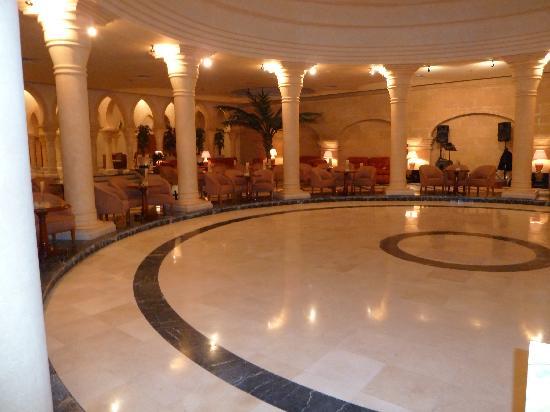 main hall at 9pm  Grand Resort 5*, Єгипет,  Хургада - photo