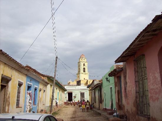 Cuba: Rue de Trinidad