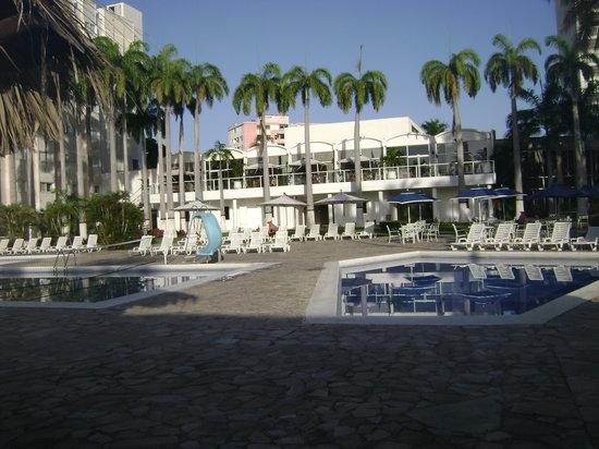 Bella Vista Hotel: La planta física del hotel