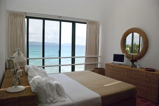 Covecastles Villa Resort : Covecastles Beach House Bedroom