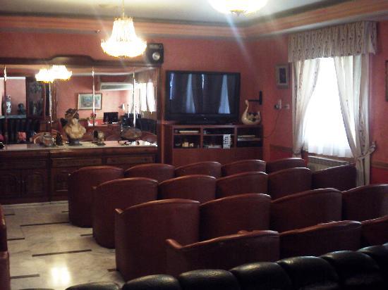 Hotel Manolete: SALON
