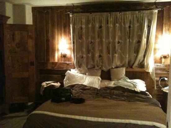 La Thuile, Italia: la nostra camera dei sogni