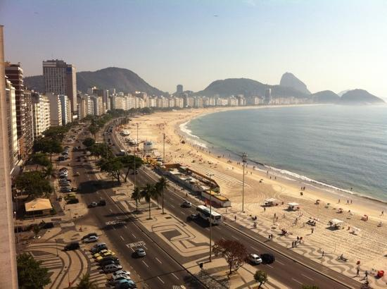 Rio Guest House ( Marta's Guest House): the view