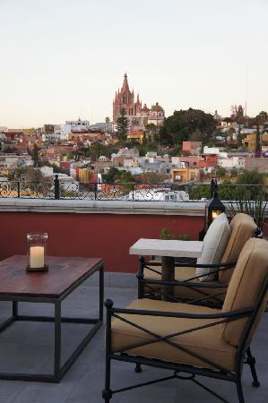 Rosewood San Miguel de Allende : Luna Tapas Bar