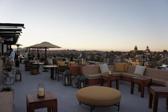 Rosewood San Miguel de Allende: Luna Tapas Bar Again