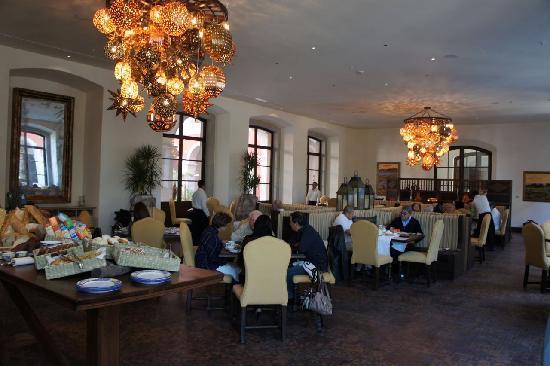 Rosewood San Miguel de Allende : Main Restaurant