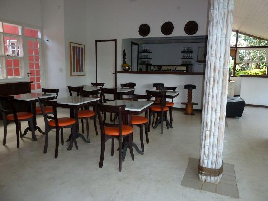 Pousada Vila Pitanga: Desayunador