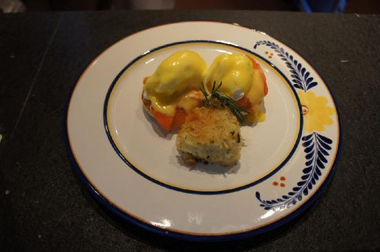 Rosewood San Miguel de Allende: My morning eggs! Loved them!