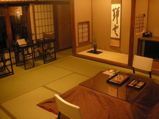 Yoshikawa Inn Tempra: the room