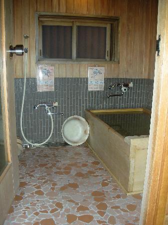 Yoshikawa Inn Tempra: the bathroom
