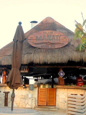 Palapa Manati Snack Bar