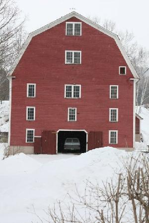 Farmhouse Inn at Robinson Farm: Barn