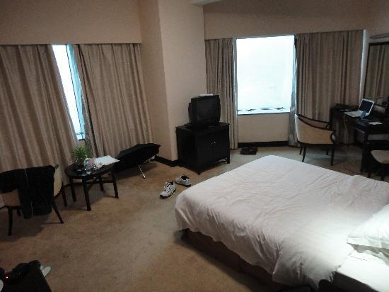 Yichang International Hotel: Room
