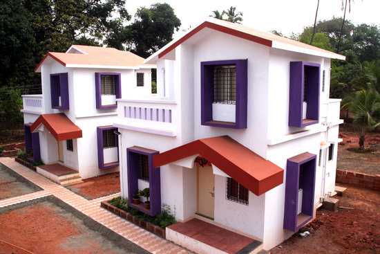 Malgund, India: Bungalows of Atharva Residency