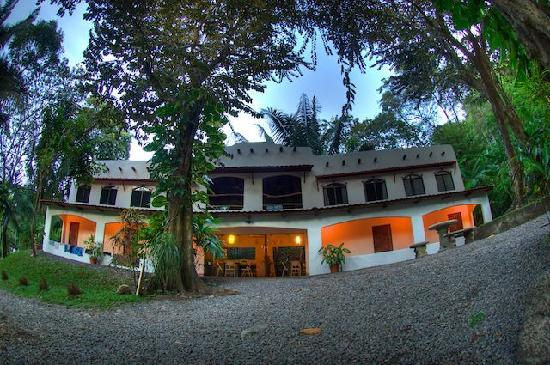 Cuesta Arriba Hotel: Main house